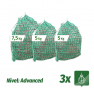 PACK 3 SACOS SLOW FEEDER NIVEL ADVANCED (7,5KG + 5KG + 5KG)