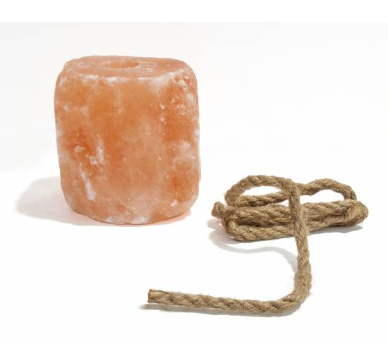 Piedra de sal del Himalaya