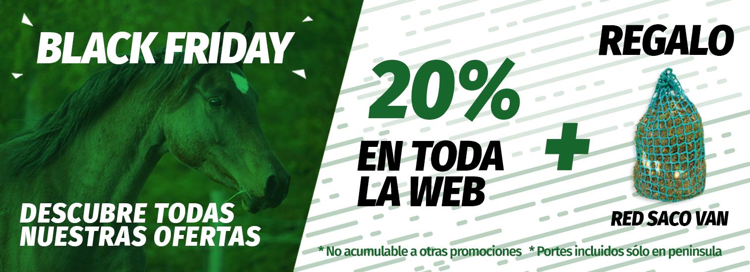Black Friday Portoverde descuentos sacos slow feeding