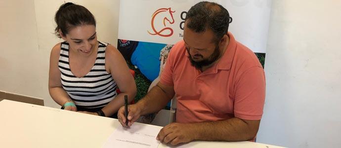 Acuerdo de colaboración firmado entre Portoverde y Centauro Quirón