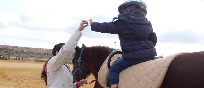 Beneficios de las Terapias Asistidas con Caballos en niños con diversidad funcional
